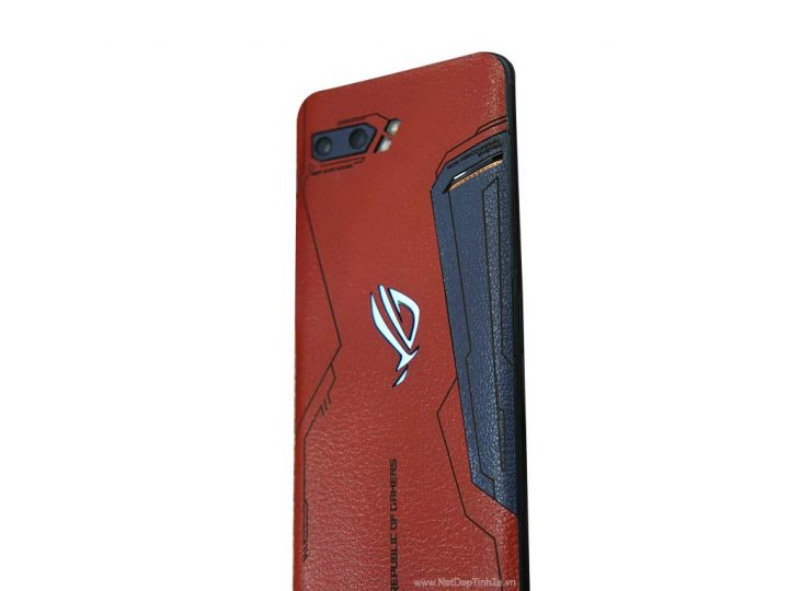 Skin da điện thoại Asus ROG phone 2