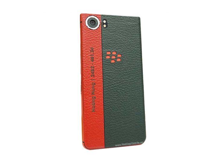 Skin da điện thoại BlackBerry Keyone