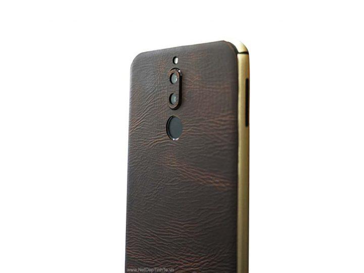 Skin da điện thoại Huawei Nova 2i
