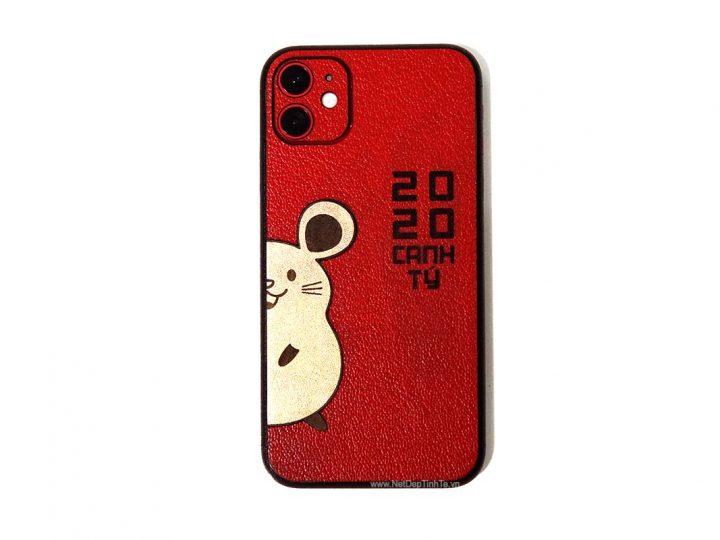 Skin Da Điện Thoại Iphone 11