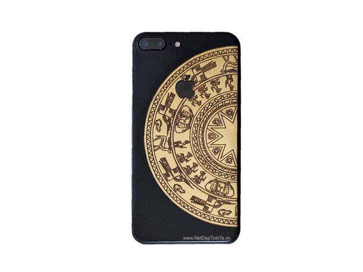 Skin Da Điện Thoại Iphone 7 plus