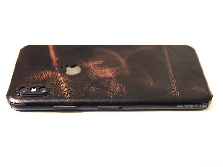 Skin Da Điện Thoại Iphone X