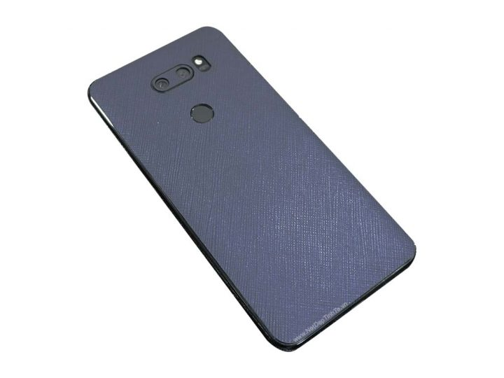 Skin Da Điện Thoại LG G6