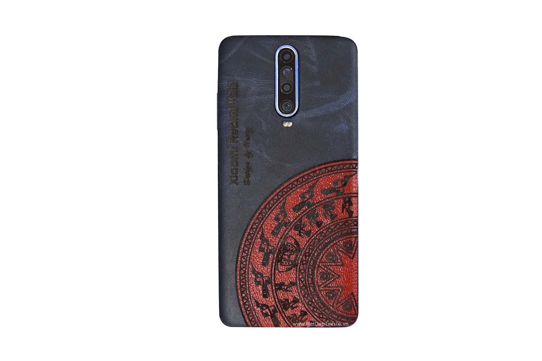 Skin da Điện Thoại Xiaomi Redmi K30