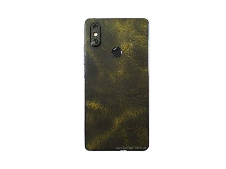 Skin da điện thoại Xiaomi Mi8se