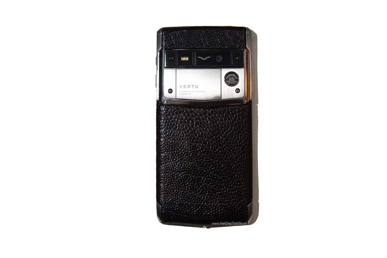 Skin da điện thoại Vertu Signature Touch