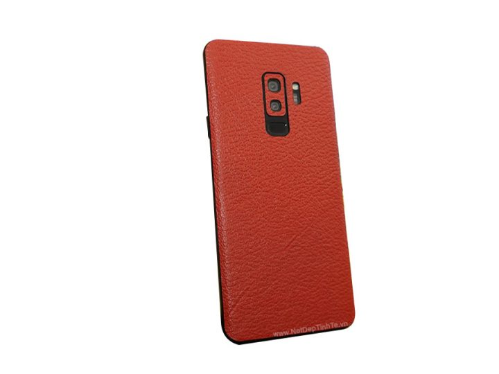 Skin Da Điện Thoại Samsung S9