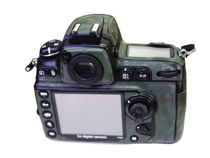 Skin film 3M máy ảnh Nikon D700