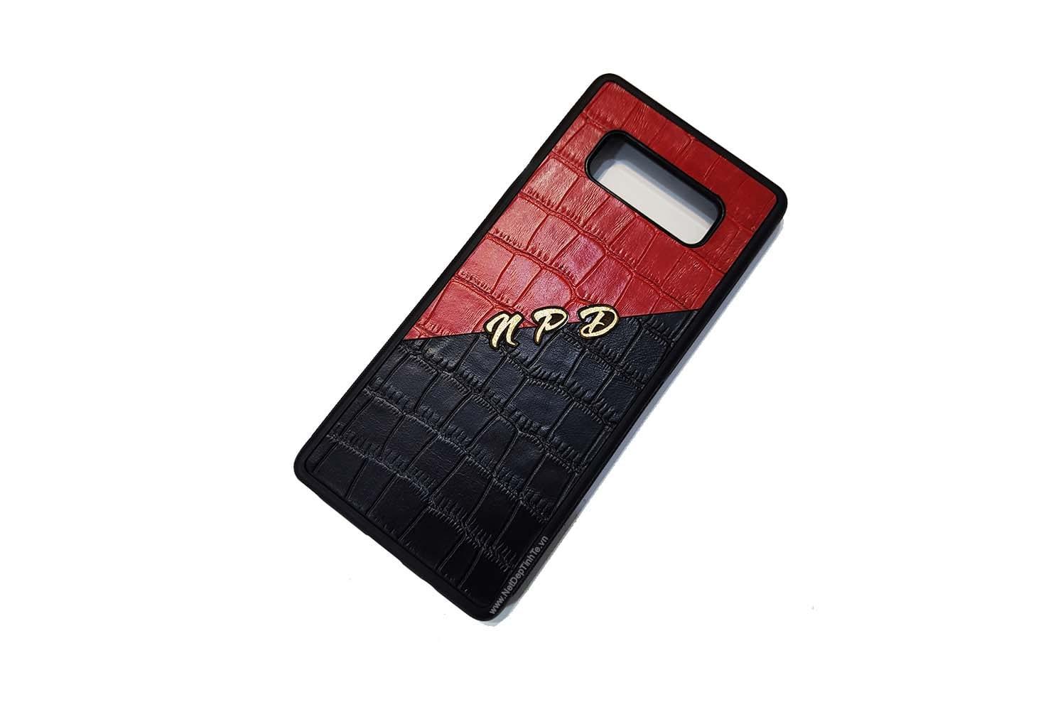 Ốp da điện thoại Samsung Note 8